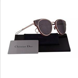 Christian Dior Sculpt Cat Eye Sunglasses